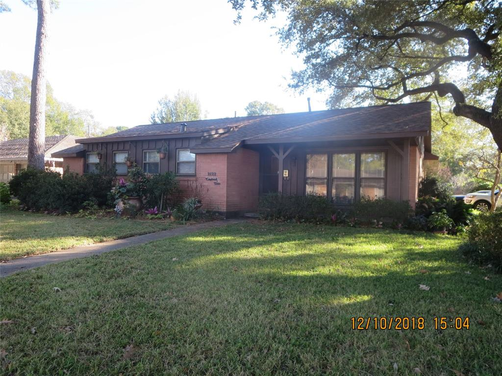 Lovingly owned for over 50 years by it's last owner. This home has a great footprint for you to update and