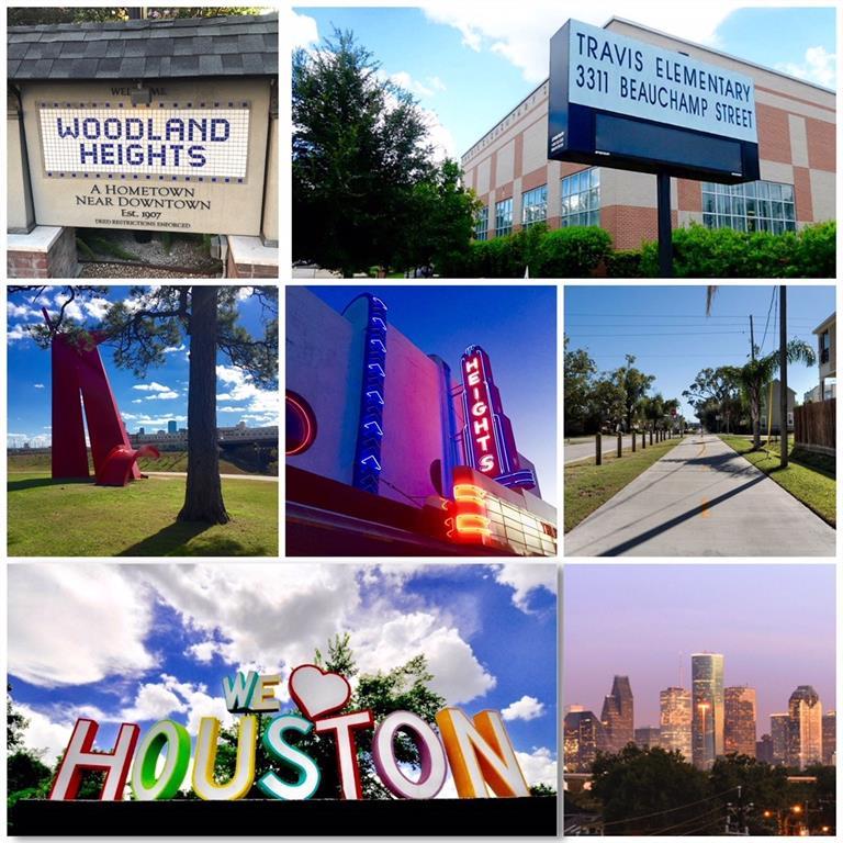 822 Byrne Street, #B, Houston, TX 77009