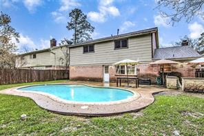 17706 Mellow Ridge, Spring, TX, 77379