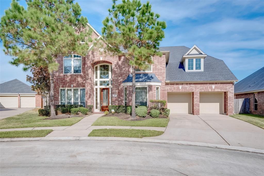 807 Lazy Springs Lane, Spring, TX 77373