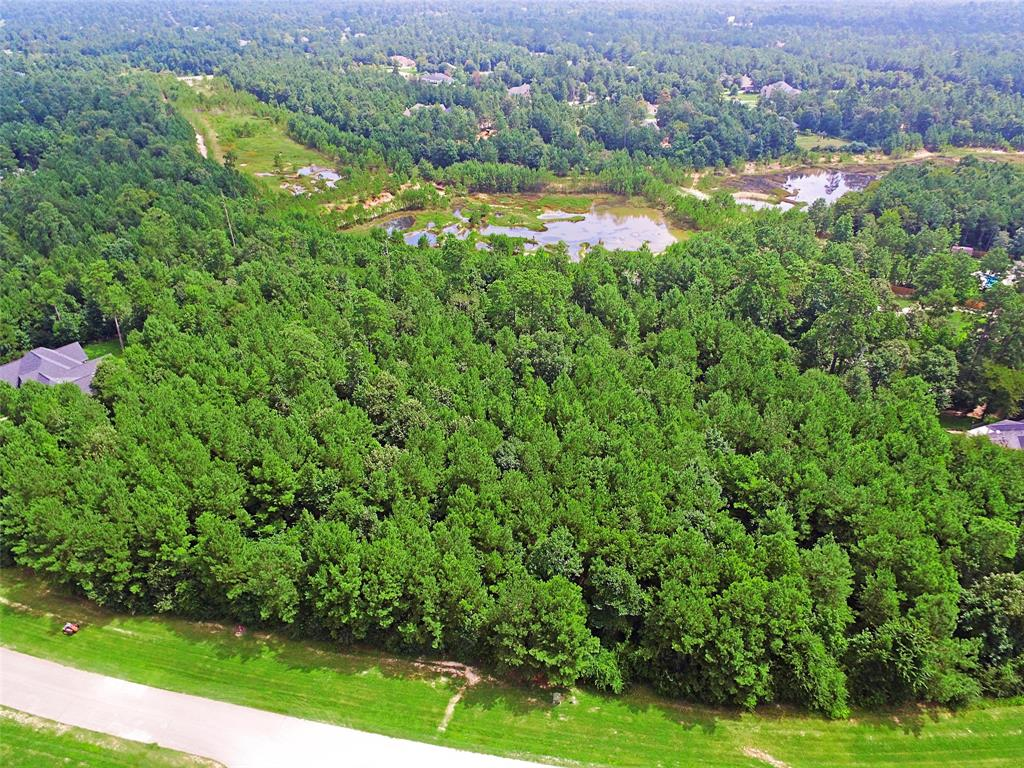 Beautiful, wooded 1.5+ acre cul-de-sac lot with exclusive Grand Lake frontage in GATED, prestigious Grand Lake Estates Golf Club community is the ideal place to build your luxury estate home with the benefit of LOW PROPERTY TAXES and upscale amenities! Located on highly sought-after Kirstens Court, this riveting lot is truly a nature retreat with towering pines, a variety of mature hardwood trees and a quaint, intermittent stream that provides a real escape from the urban hustle & bustle. Featuring a gorgeous, semi-private golf course designed by legendary golfer, Gary Player, homeowners boast an exclusive and active lifestyle with easy access to the lake and parks. Exemplary Montgomery ISD schools, NO MUD taxes & superb location are just a few of the perks. Situated approximately 15 minutes from The Woodlands & Lake Conroe, residents experience quiet serenity at home while enjoying a short drive to fine dining and shopping.