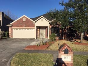 167 Squires, Stafford, TX, 77477