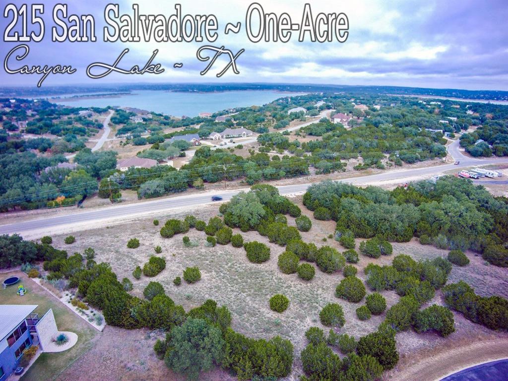 215 San Salvadore, Canyon Lake, TX 78133