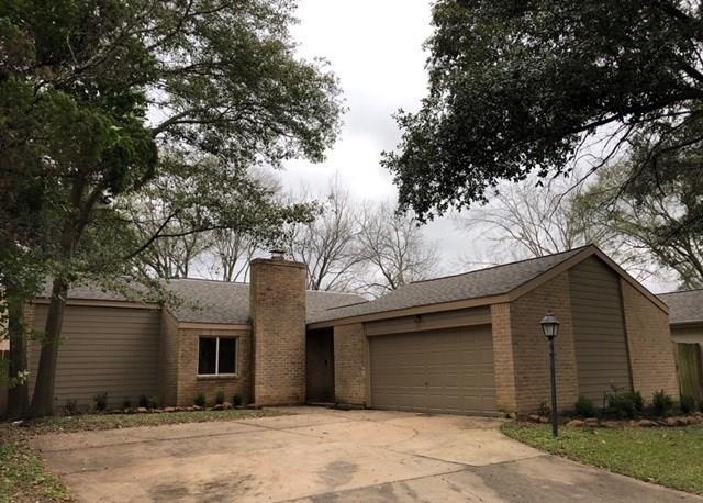 PRICE REDUCED!! Move in ready 4 bedroom home in Bear Creek Village! Property has been updated and features granite countertops; wood burning fireplace; island kitchen and screened in patio with ceiling fan.