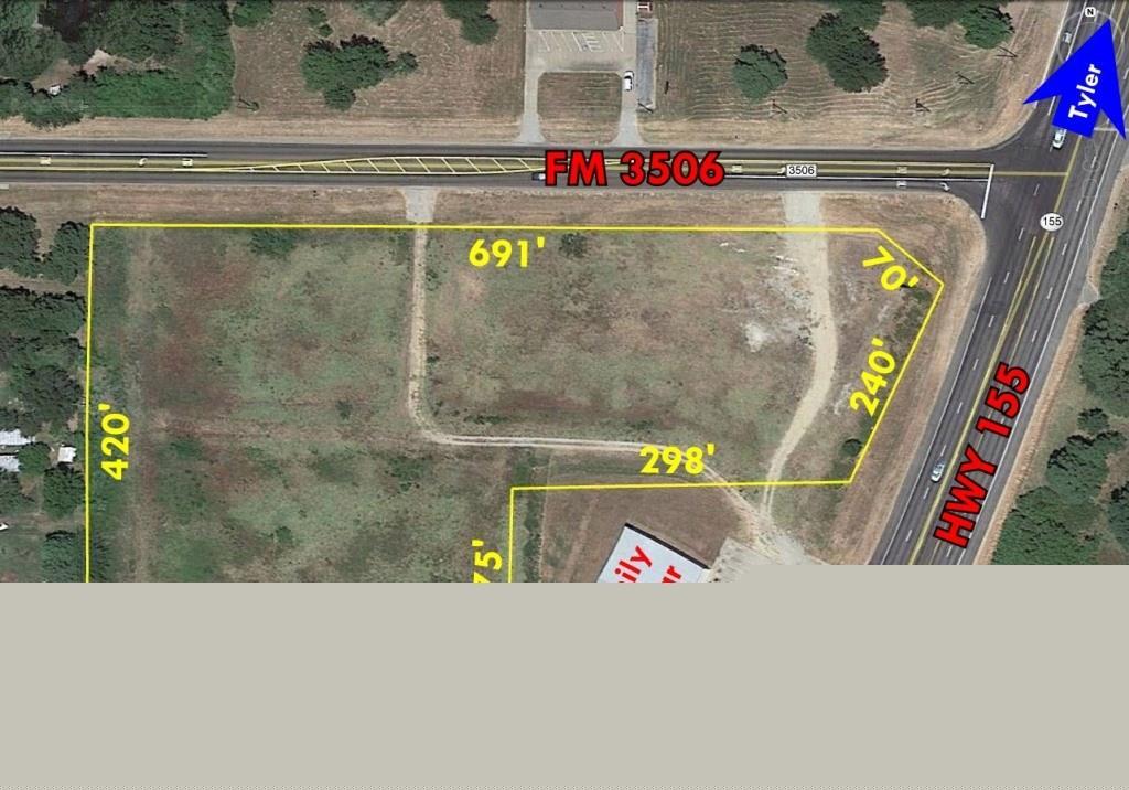 7900 S Hwy 155, Frankston, TX 75763