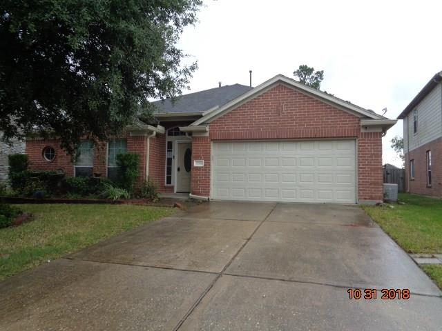 Location, Location, Location !!! Beautiful 3 bedroom home located close to Exon Mobile, I-45 and Hardy toll. Good schools and good environments.