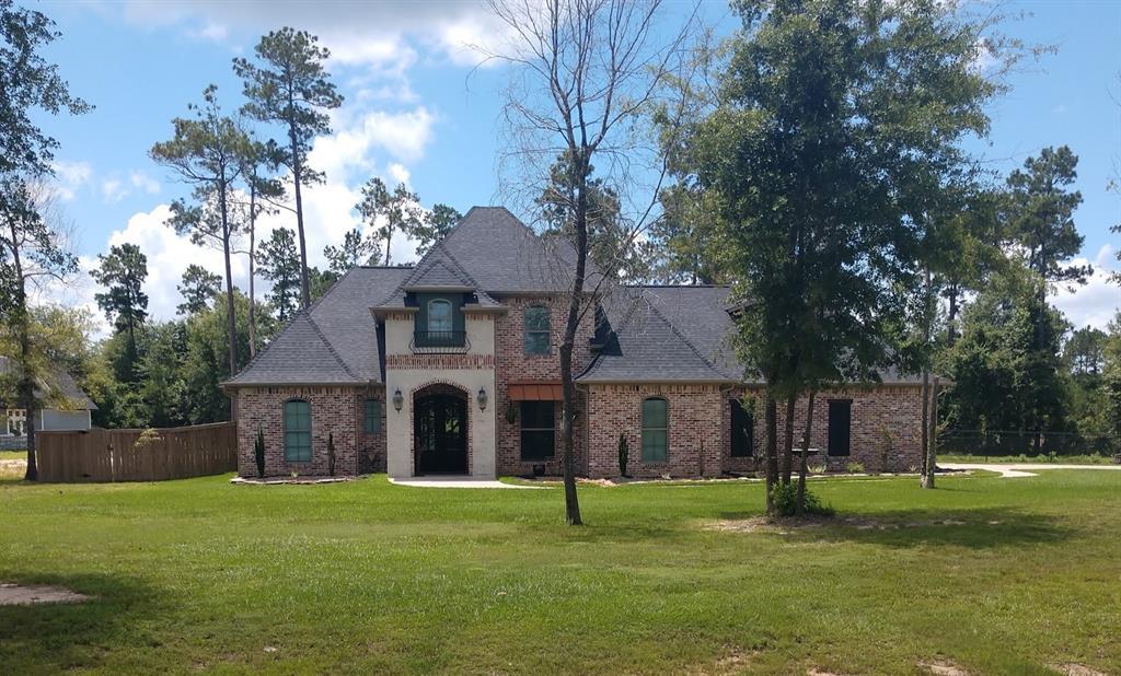 2606 Red Pine Circle, Kountze, TX 77625