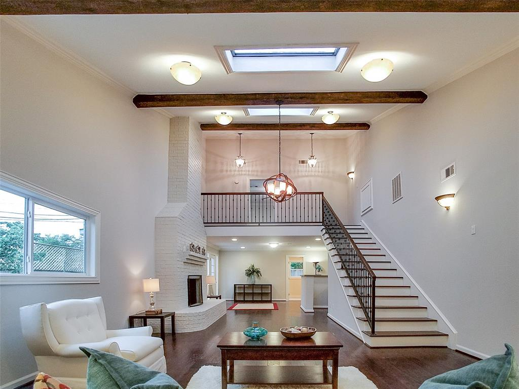 Completely renovated 3/2 home in Holly Park with 2,464 sq/ft of living space, the lowest price per Sqft in the area, one of the largest if not the largest in the neighborhood; the home is tucked away in a cul-de-sac on a huge 10,250 sq/ft lot. The home features hardwood floors throughout and travertine in the bathrooms; the Kitchen was completely redone with new cabinets, quartz countertops, and new stainless steel appliances; all new light fixtures; iron rod stairs; new insulation; crown molding, newly installed energy efficient windows; etc.; too many upgrades to list! Master bathroom includes whirlpool tub with a separate shower. The enormous backyard has a built out covered patio. Perfectly located inside the loop with easy access to 610/290/I-10 in an established neighborhood. The home has never flooded.