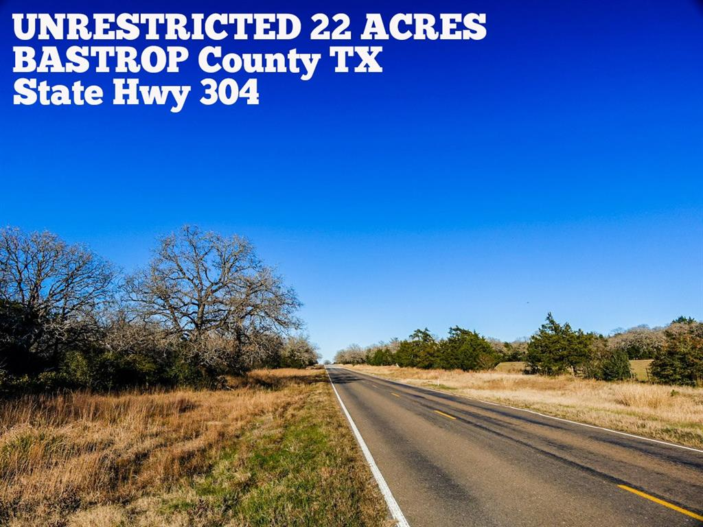 22-ac State Hwy 304, Rosanky, TX 78953
