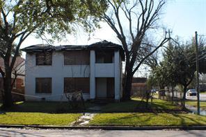 2402 Cleburne, Houston, TX, 77004