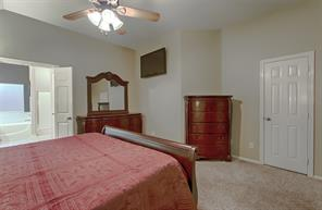 Master suite is a perfect retreat with lots of room.
