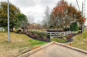 Professional landscaped entrance and gardens give the community a terrific upscale look.
