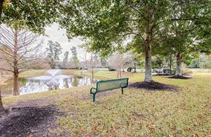 Great community area to enjoy your coffee or to just sit and listen to Mother nature.  Can't you just hear the birds chirping?