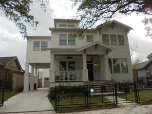 1012 e 7th 1/2 street, houston, TX 77009