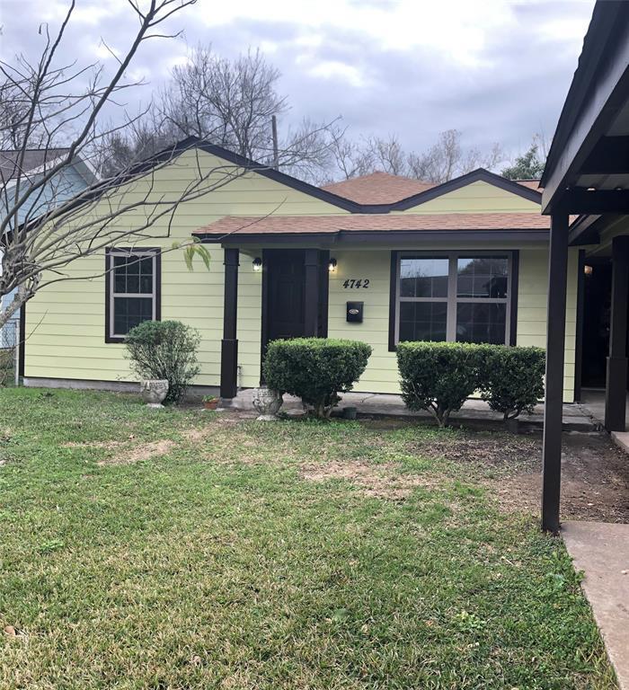 Har Com Houston Tx Rentals: 4742 Angleton Street, Houston, TX 77033