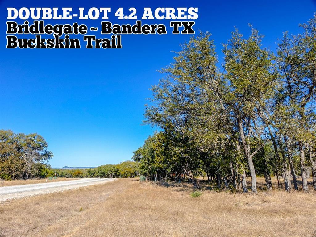 4.2-ac Buckskin Trail, Bandera, TX 78003