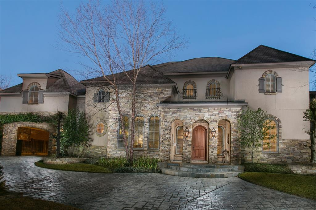 Home is priced more than $50K below HCAD market value for quick sale (2018).  Home backs to Barker Reservoir but DID NOT FLOOD during Harvey.  Home was constructed approximately 6' higher than the street level.  Home backs to approximately 7,500 acres of forest/nature (Federal Govt owned).  Builders own custom designed home and is one of a kind.  Neighborhood is very quiet and secure.  Exterior is all masonry with mixture of stucco, brick, and cultured stone.  Roof is a 40 year warranted comp shingle.  Many energy features including spray foam in the walls, low E windows, radiant barrier, high efficiency HVAC.  Back yard perfect opportunity to build your dream pool and outdoor living area overlooking private nature.  Foundation is engineered and built on concrete bell bottom piers.