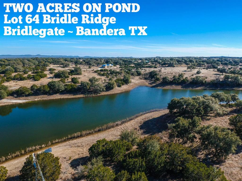 Lot 64 Bridle Ridge, Bandera, TX 78003