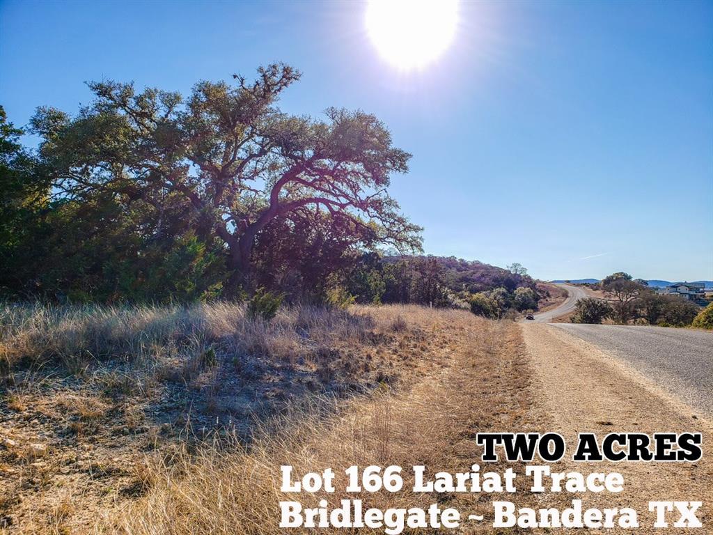 Lot 166 Lariat Trace, Bandera, TX 78003