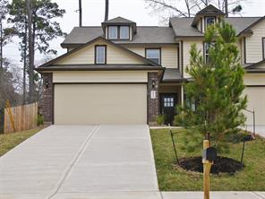 New construction lake view town home with large yard. End unit with more windows and light.