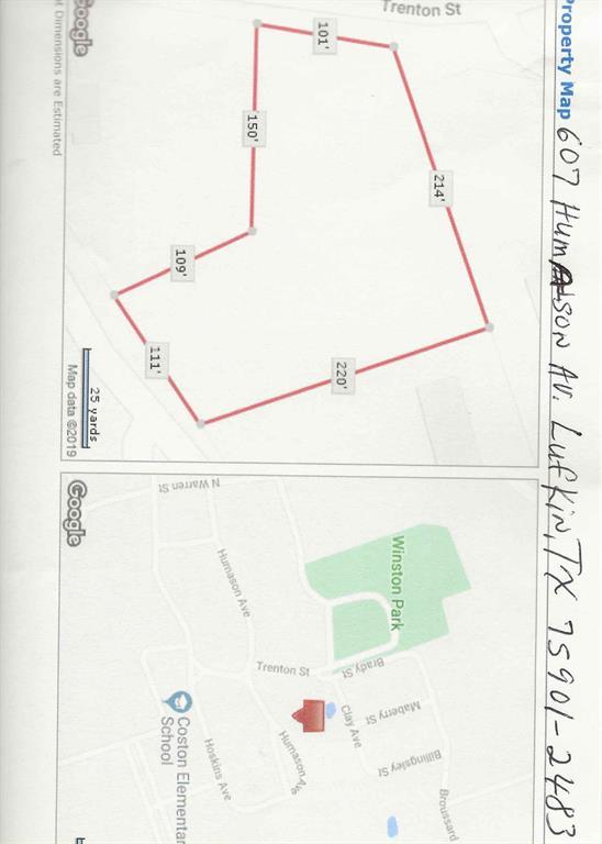 607 Humason Avenue, Lufkin, TX 75901