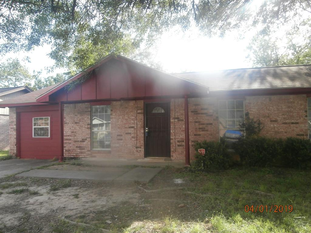 9826 Balsam Lane, Houston, TX 77078