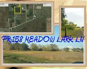 0 Pr 518 Meadow Lark, Bay City, TX, 77414