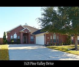 3521 Pine Valley, Pearland TX 77581