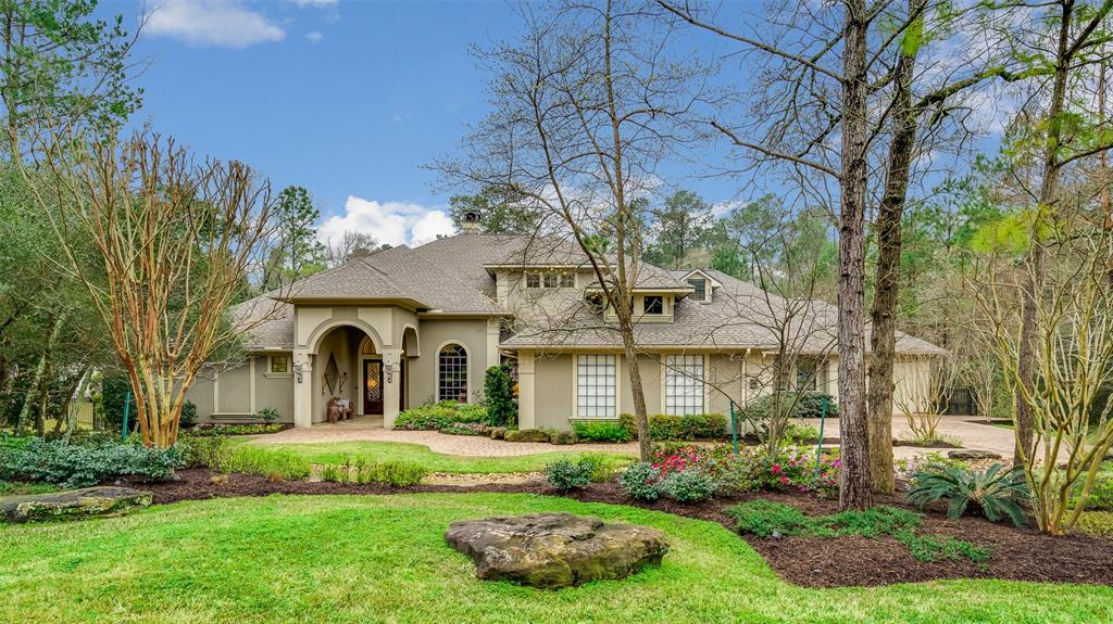 75 Heritage Hill Circle, The Woodlands, TX 77381