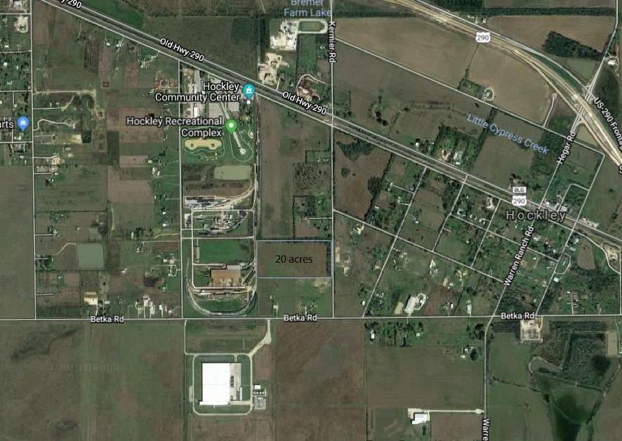 0 Kermier Road, Hockley, TX 77447