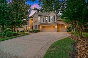 22 Julian Woods Place, Spring, TX 77382
