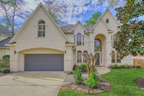 91 Glentrace Circle, The Woodlands, TX 77382