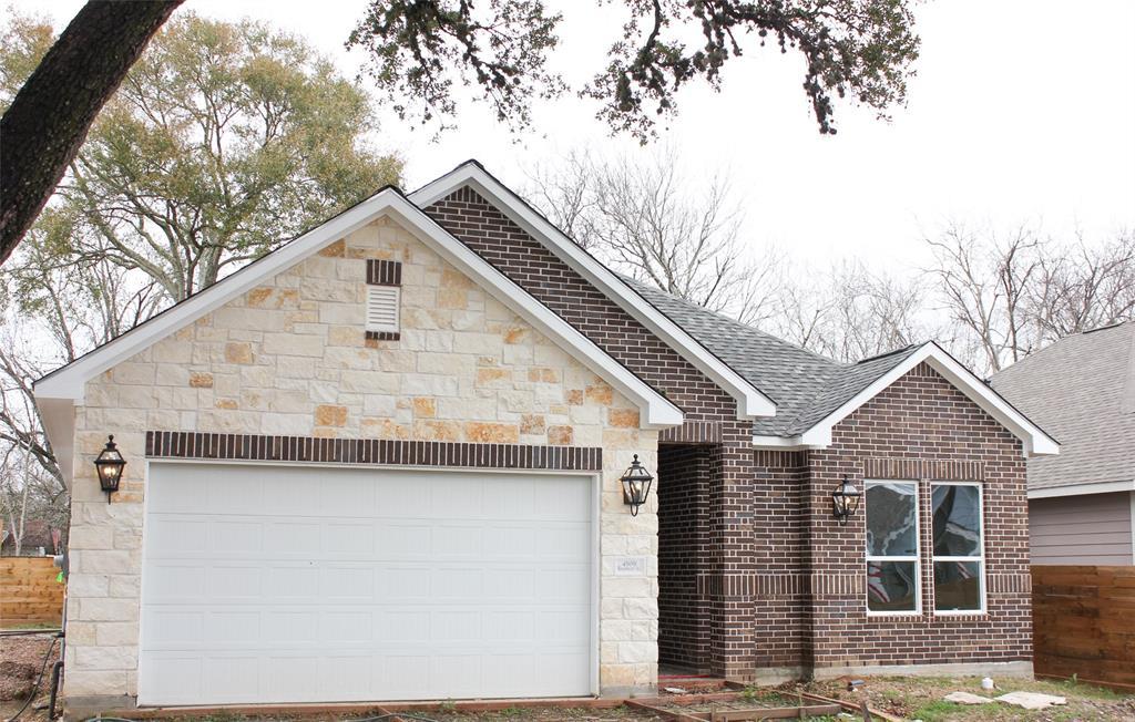 4509 Rosemont Street, Houston, TX 77051