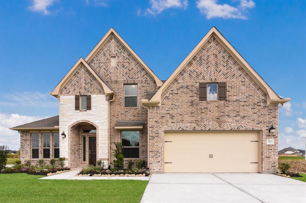3107 Allendale Cliff Lane, League City, TX 77573