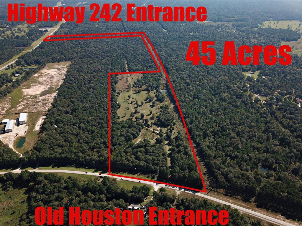 16621 Old Houston Road, Conroe, TX 77302