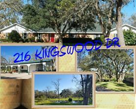 216 Kingswood Drive, Van Vleck, TX 77482