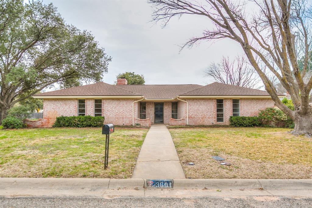 3601 Green Ridge Drive, San Angelo, TX 76904