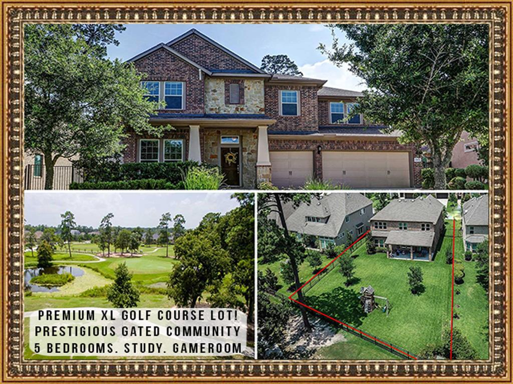 13915 Cole Point Drive, Humble, TX 77396