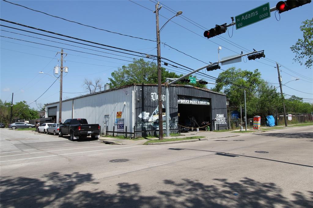 5101 Canal Street, Houston, TX 77011