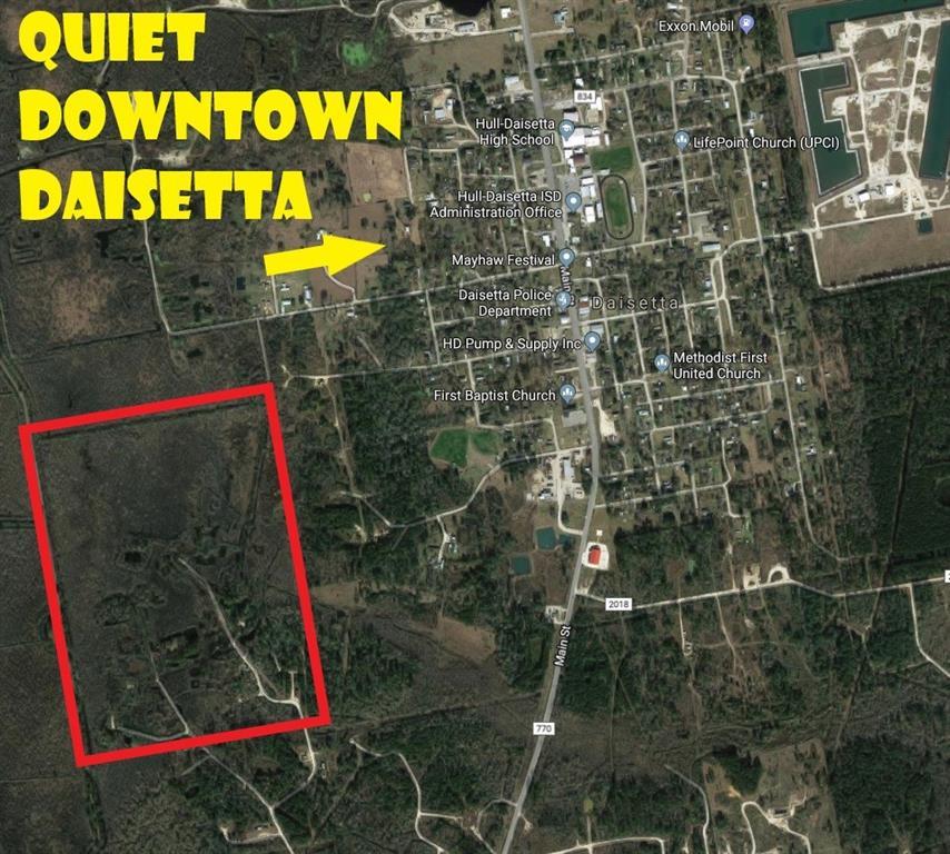 0 End Of West Oak, Daisetta, TX 77353