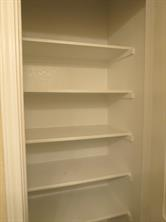 Linen Closet Upstairs