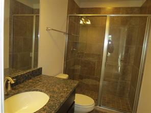Master Bath with 5 ft. Walk-In Shower