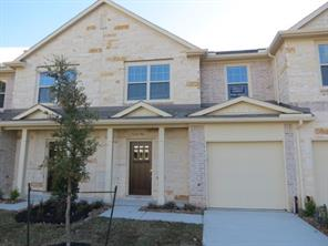New Construction! Front of Town Home 1597 sq. ft. 3 Bedroom / 2 .5 Bath / 1 Car Garage