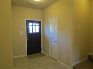 Front Foyer is spacious