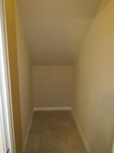 Large Storage Closet underneath the Stairs