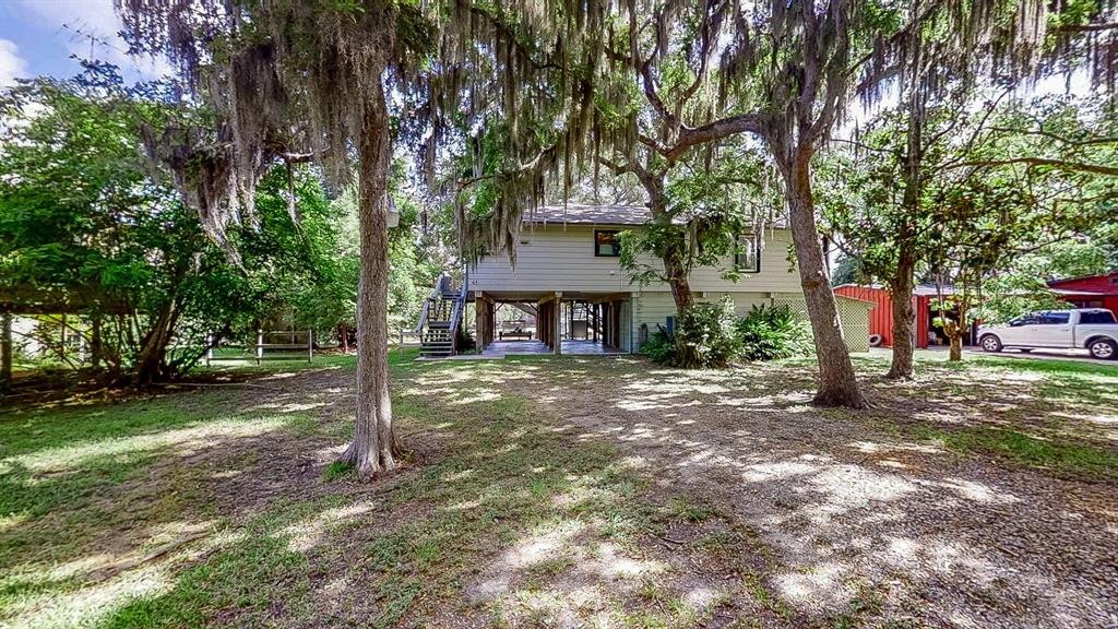 618 County Road 297, Sargent, TX 77414
