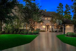 6 Pine Lodge Place, The Woodlands, TX 77382