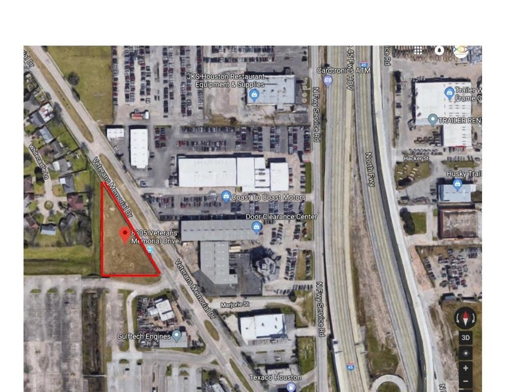 8305 Veterans Memorial Drive, Houston, TX 77088