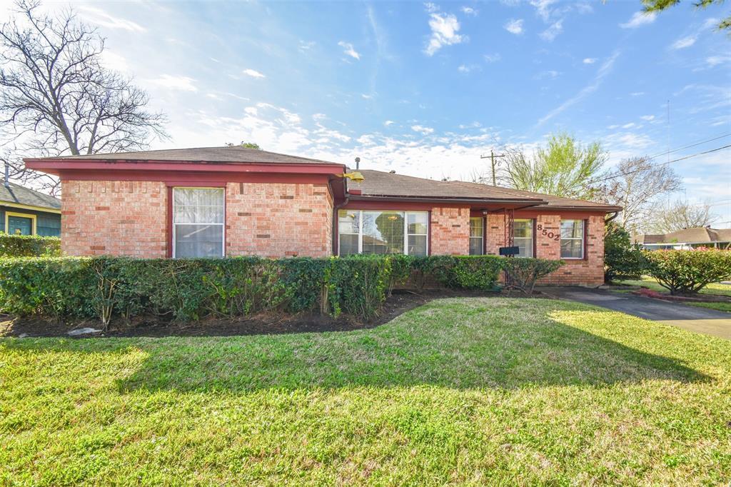 8502 Cargill Street, Houston, TX 77029