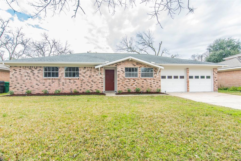 5815 Effingham Drive, Houston, TX 77035
